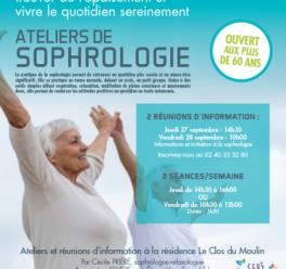 Ateliers de sophrologie
