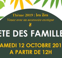 La Résidence organise son traditionnel repas des Familles, édition 2019 !